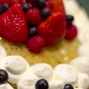 Fresh Berry Shortcake